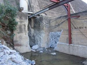 Demolition-work
