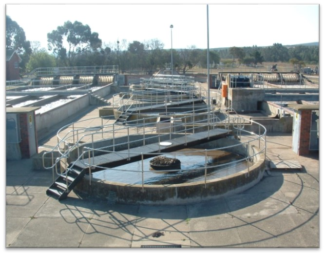 Water Treatment Plant Demolition : Water treatment corrosion protection demolition